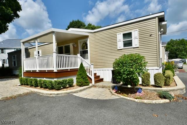 61 Makepeace Road, Jefferson Twp., NJ 07438 (MLS #3654540) :: RE/MAX Select