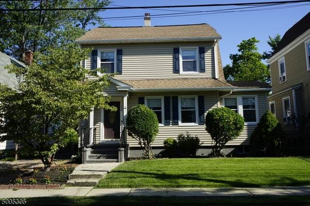 120 Franklin Ave, Maplewood Twp., NJ 07040 (MLS #3654583) :: The Lane Team