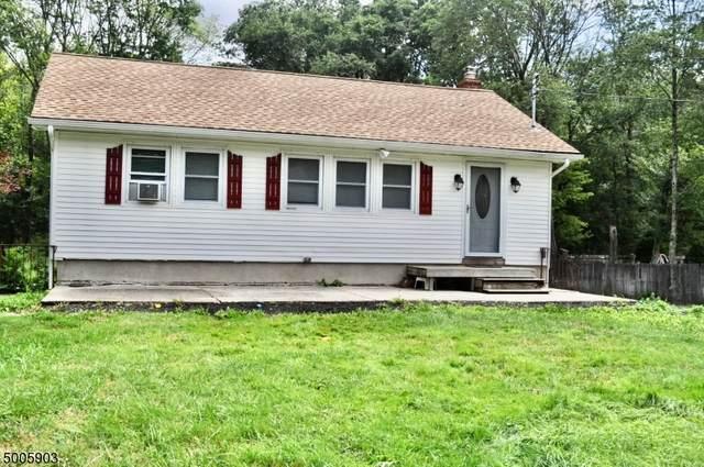 255 Dover-Chester Rd, Randolph Twp., NJ 07869 (MLS #3654590) :: The Douglas Tucker Real Estate Team