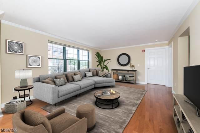7 Prospect St 809 #809, Morristown Town, NJ 07960 (MLS #3654595) :: The Sikora Group
