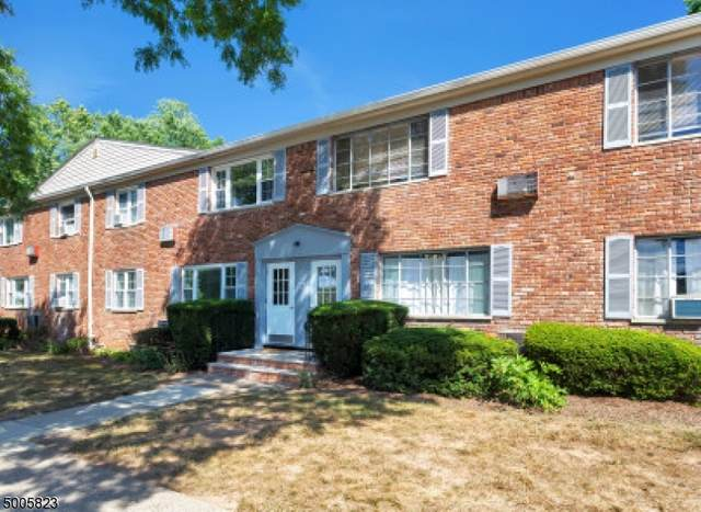 17 Wedgewood Dr 83 #83, Verona Twp., NJ 07044 (MLS #3654608) :: The Lane Team