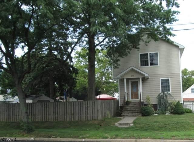 879 W Inman Ave, Rahway City, NJ 07065 (MLS #3654620) :: The Dekanski Home Selling Team