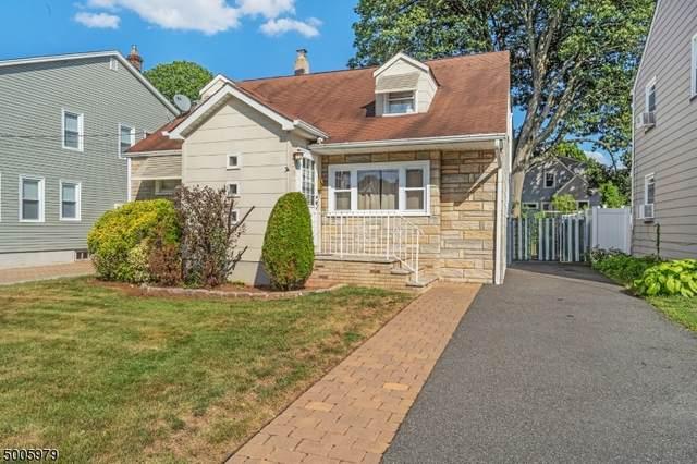 30 Funston Pl, Nutley Twp., NJ 07110 (MLS #3654676) :: SR Real Estate Group