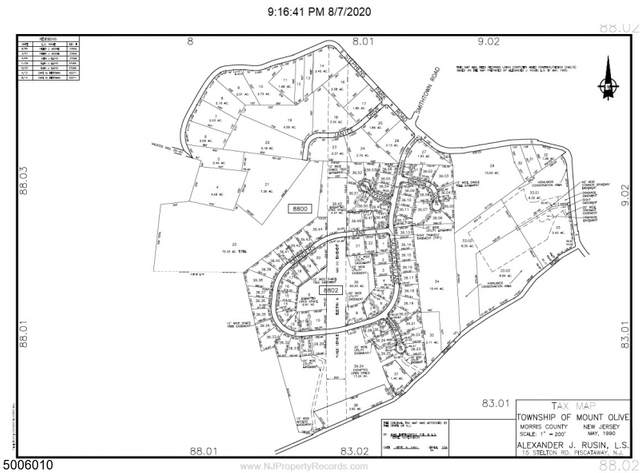 28 Mine Hill Rd, Mount Olive Twp., NJ 07840 (MLS #3654700) :: SR Real Estate Group