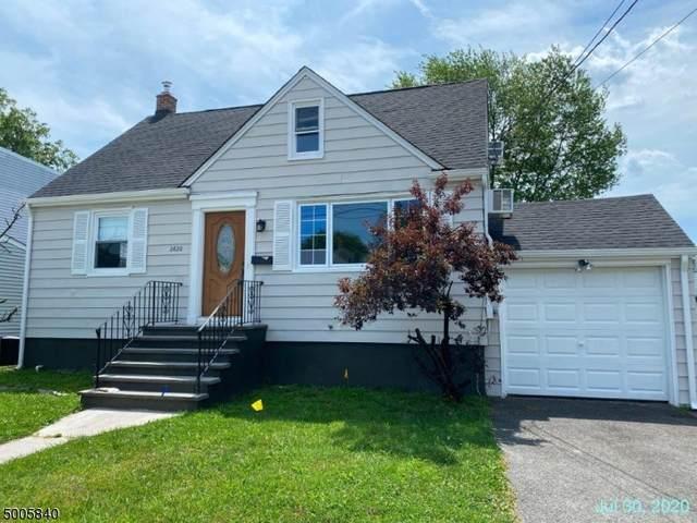 2620 Leslie St, Union Twp., NJ 07083 (MLS #3654739) :: The Dekanski Home Selling Team