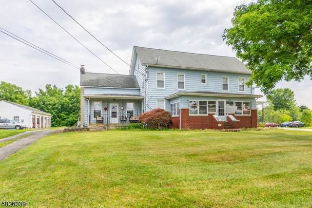 178 Route 628, Wantage Twp., NJ 07461 (MLS #3654744) :: The Premier Group NJ @ Re/Max Central