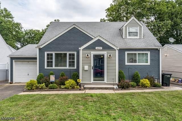 1077 Cranbrook Rd, Union Twp., NJ 07083 (MLS #3654805) :: The Dekanski Home Selling Team