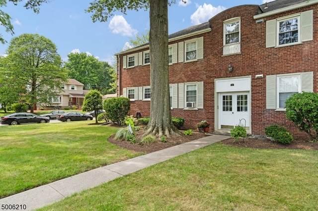 35 Parkway Vlg 35D, Cranford Twp., NJ 07016 (MLS #3654886) :: The Dekanski Home Selling Team