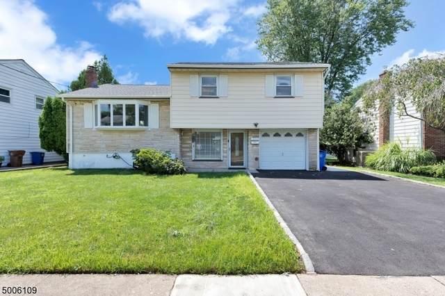 1111 Stuart Place, Linden City, NJ 07036 (MLS #3654889) :: The Dekanski Home Selling Team