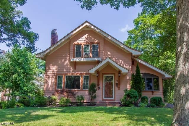 28 Hunter Ave, Fanwood Boro, NJ 07023 (MLS #3654968) :: SR Real Estate Group