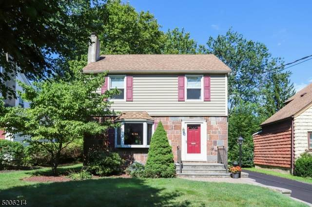 134 Meisel Ave, Springfield Twp., NJ 07081 (MLS #3654970) :: The Premier Group NJ @ Re/Max Central