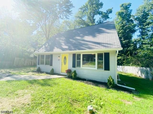 21 Woodland Trl, Vernon Twp., NJ 07419 (MLS #3654983) :: SR Real Estate Group