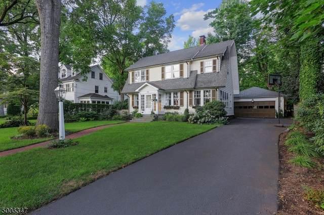 516 Prospect St, Westfield Town, NJ 07090 (MLS #3655001) :: The Premier Group NJ @ Re/Max Central