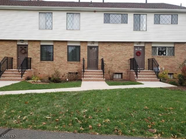 911 Merritt Dr, Hillsborough Twp., NJ 08844 (MLS #3655076) :: The Karen W. Peters Group at Coldwell Banker Realty