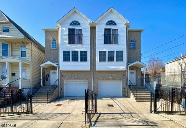 627 Hunterdon St, Newark City, NJ 07108 (MLS #3655093) :: The Lane Team