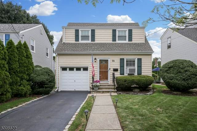 71 Claremont Ave, Bloomfield Twp., NJ 07003 (MLS #3655100) :: The Karen W. Peters Group at Coldwell Banker Realty