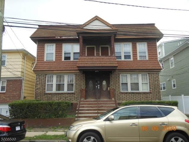 55 Melville Pl, Irvington Twp., NJ 07111 (MLS #3655136) :: The Sue Adler Team