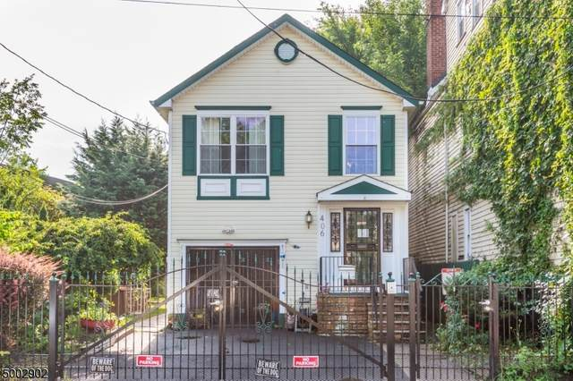 406 S 7Th St, Newark City, NJ 07103 (MLS #3655219) :: The Lane Team