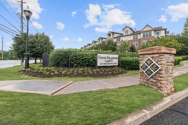 360 Victoria Dr #360, Bridgewater Twp., NJ 08807 (MLS #3655303) :: Weichert Realtors