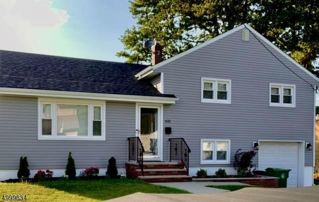 632 Fairway Rd, Linden City, NJ 07036 (#3655417) :: Daunno Realty Services, LLC