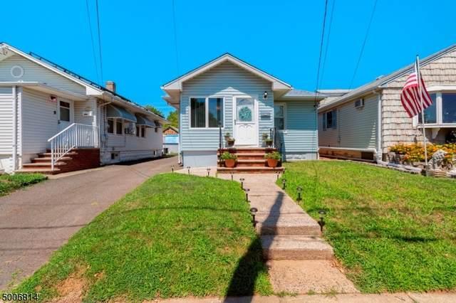 2605 Grasselli Ave, Linden City, NJ 07036 (#3655465) :: Daunno Realty Services, LLC