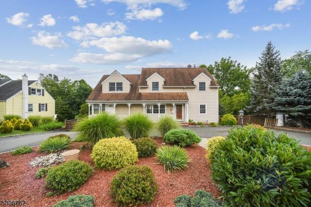 139 Hillside Ave, Livingston Twp., NJ 07039 (MLS #3655470) :: The Sue Adler Team