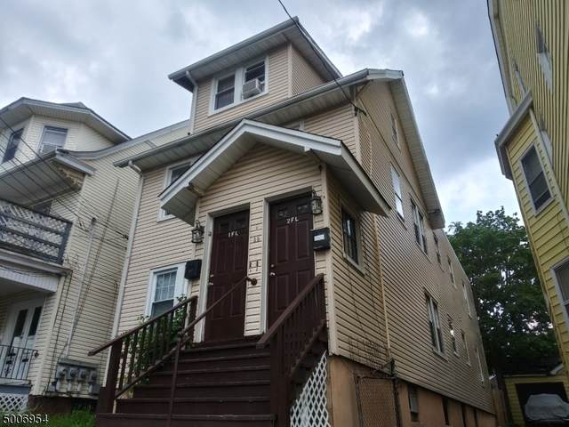 39 Florence Ave, Irvington Twp., NJ 07111 (MLS #3655498) :: The Sue Adler Team