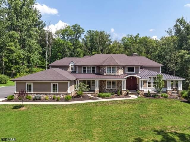 41 Oak Knoll Rd, Mendham Twp., NJ 07945 (MLS #3655628) :: Mary K. Sheeran Team