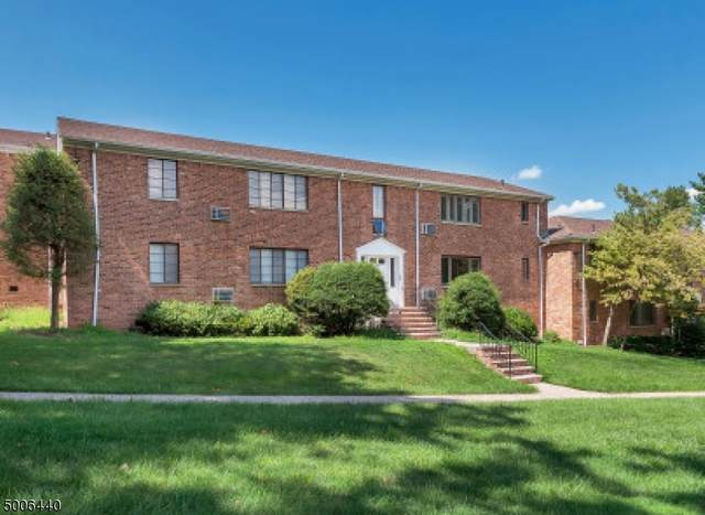34 Troy Dr Bldg 22 34-D, Springfield Twp., NJ 07081 (MLS #3655659) :: Team Francesco/Christie's International Real Estate