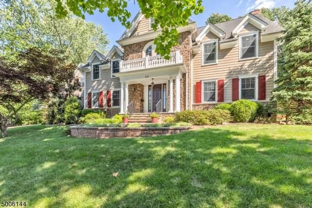 22 Colchester Rd, New Providence Boro, NJ 07974 (#3655748) :: NJJoe Group at Keller Williams Park Views Realty