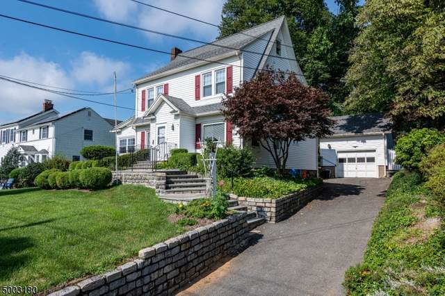 64 Hillside Ave, Livingston Twp., NJ 07039 (MLS #3655797) :: The Sikora Group