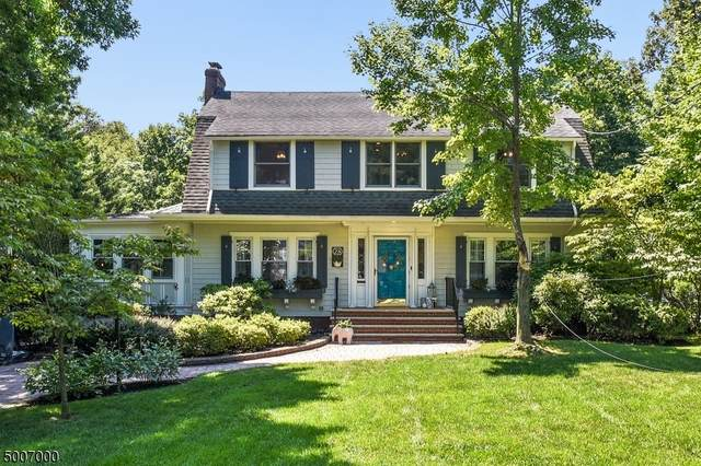 28 Euclid Ave, Maplewood Twp., NJ 07040 (MLS #3655821) :: The Sikora Group
