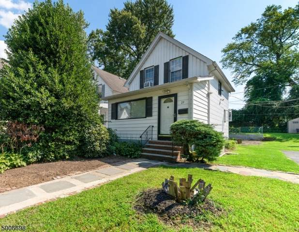 23 Edgerton Ter, East Orange City, NJ 07017 (MLS #3655850) :: The Dekanski Home Selling Team