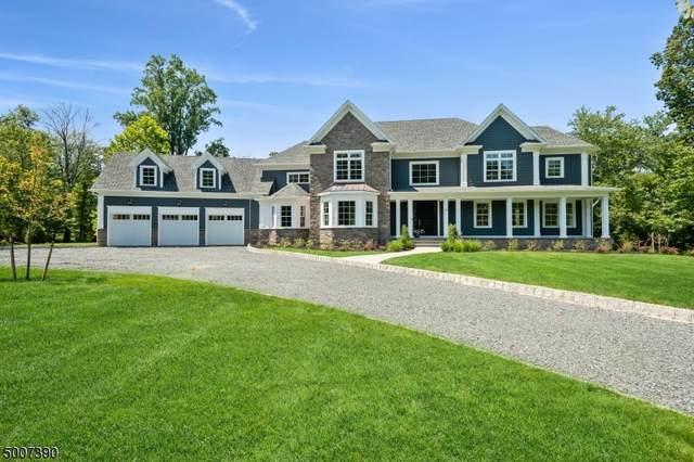 7 Claire Dr, Warren Twp., NJ 07059 (#3655870) :: NJJoe Group at Keller Williams Park Views Realty