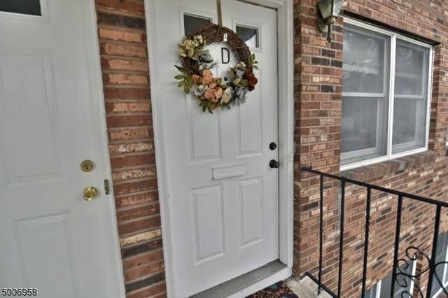740 Van Houten Ave Unit D D, Clifton City, NJ 07013 (MLS #3655885) :: Pina Nazario