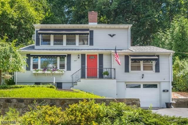 245 E Shore Trl, Sparta Twp., NJ 07871 (MLS #3656025) :: SR Real Estate Group