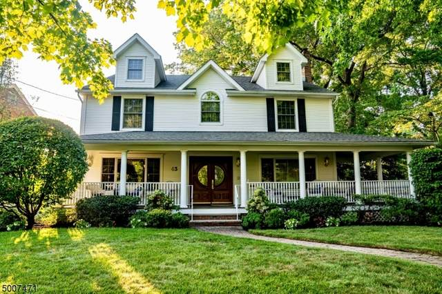 43 Alexander Ave, Nutley Twp., NJ 07110 (MLS #3656107) :: The Karen W. Peters Group at Coldwell Banker Realty