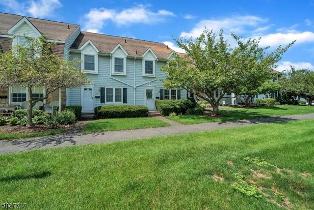 504 Columbia Common, Hillsborough Twp., NJ 08844 (MLS #3656167) :: RE/MAX Select