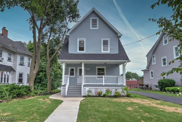 35 Williamson Ave, Bloomfield Twp., NJ 07003 (MLS #3656186) :: RE/MAX Select