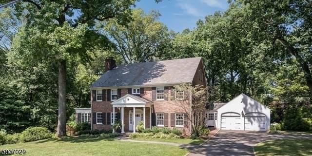 14 Hillbury Rd, Essex Fells Twp., NJ 07021 (MLS #3656190) :: RE/MAX Select