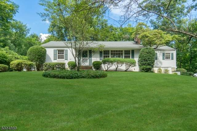 77 Woodstone Rd, Bernards Twp., NJ 07920 (MLS #3656247) :: RE/MAX Select