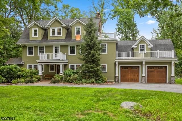 90 Hanover Rd, Mountain Lakes Boro, NJ 07046 (MLS #3656480) :: SR Real Estate Group