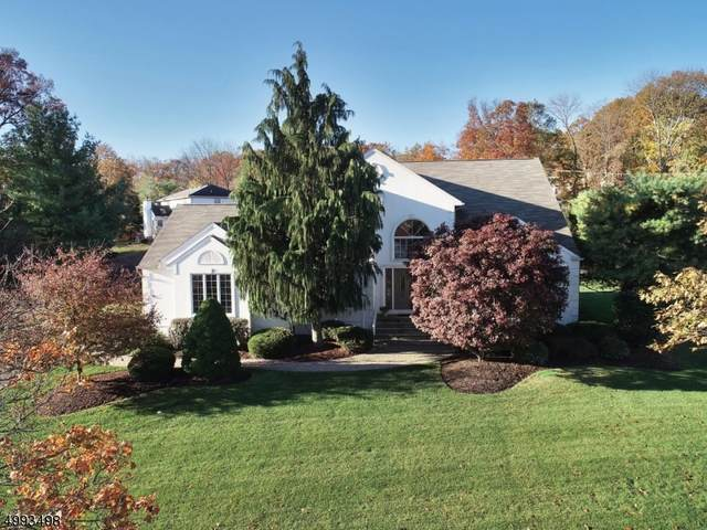 2 Tanglewood Drive, Warren Twp., NJ 07059 (MLS #3656503) :: The Karen W. Peters Group at Coldwell Banker Realty