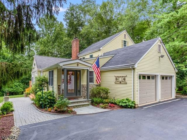 5 Townsend Rd, Mendham Boro, NJ 07945 (MLS #3656521) :: SR Real Estate Group