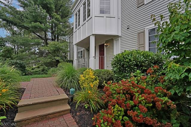 119 Terrace Dr #119, Chatham Twp., NJ 07928 (MLS #3656559) :: Team Braconi | Christie's International Real Estate | Northern New Jersey