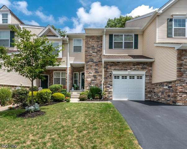 47 Lamerson Cir, Mount Olive Twp., NJ 07828 (MLS #3656757) :: Weichert Realtors