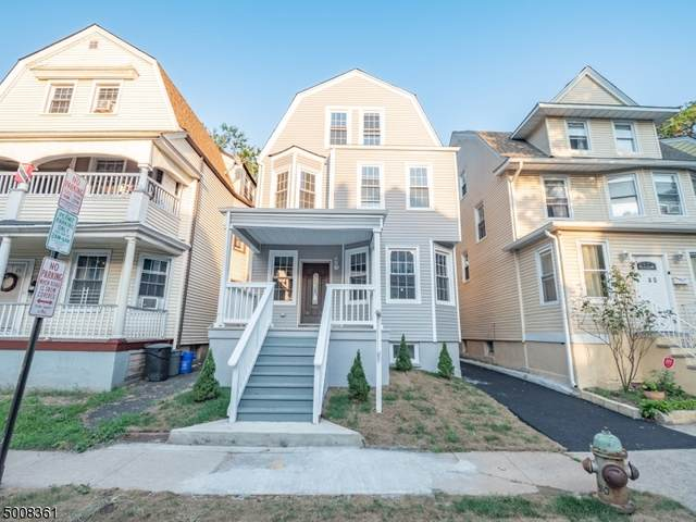 42 N 16Th St, East Orange City, NJ 07017 (MLS #3656800) :: The Karen W. Peters Group at Coldwell Banker Realty