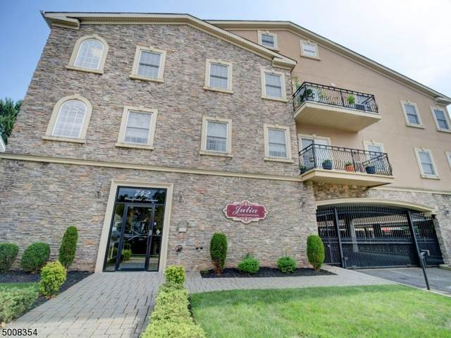 736 Westfield Ave #16, Elizabeth City, NJ 07208 (MLS #3656819) :: The Dekanski Home Selling Team