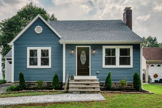 815 Monmouth Rd, Union Twp., NJ 07083 (MLS #3657051) :: The Karen W. Peters Group at Coldwell Banker Realty