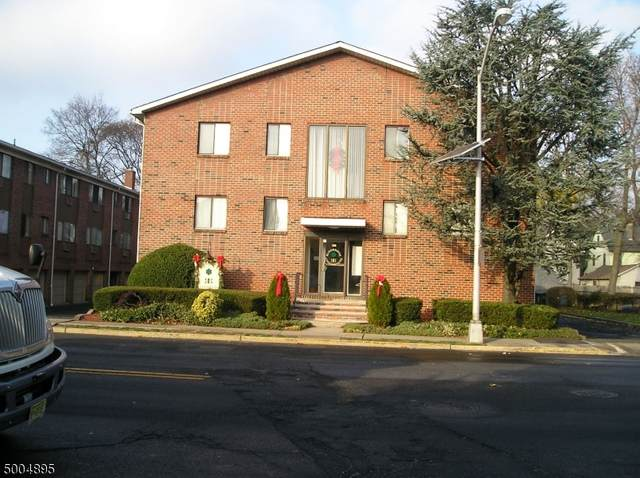 206 Broad St Apt 2A 2-A, Bloomfield Twp., NJ 07003 (MLS #3657581) :: Caitlyn Mulligan with RE/MAX Revolution